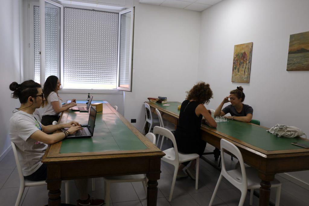 aula studio 2