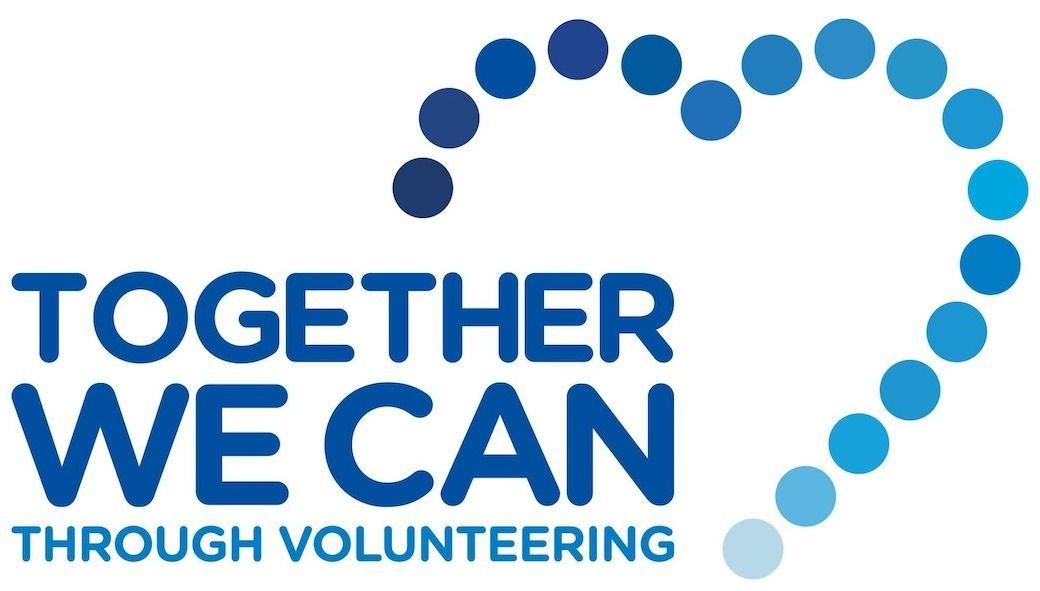logo giornata volontari